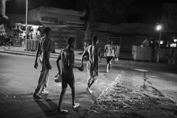 Samu Social | Dakar | Senegal